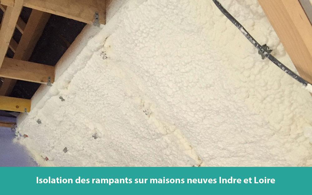 Isolation maison neuve great isolation intrieure et for Isolation garage 1 euro